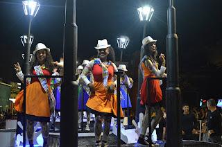 Desfile de Llamadas 2017 Montevideo Uruguay Reinas