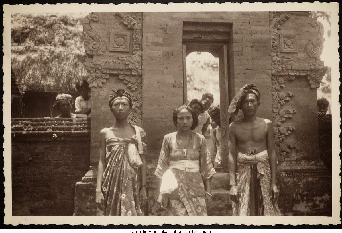 Bali Tempo Dulu 1920
