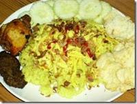 Resep Nasi Kuning Rice Cooker Gurih
