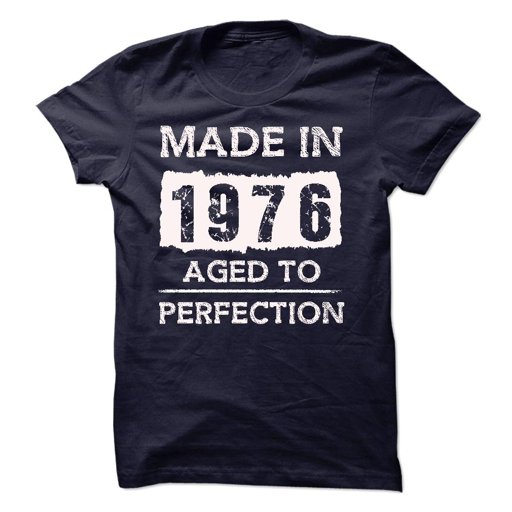1976 Birth Years Tee Shirts