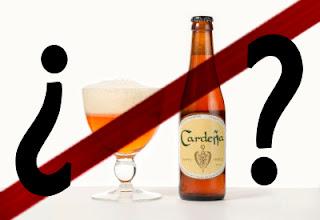 Cardeña. No hay cerveza trapense española