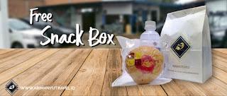 FREE SNACK BOX