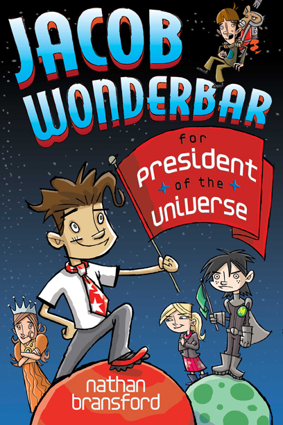 The Jacob Wonderbar Funny Writing Contest Spectacular
