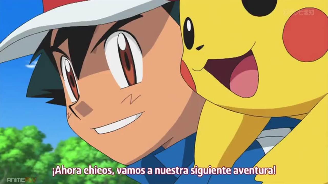 Pokemon XYZ cap 46 Sub Español