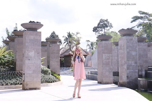 Wisata Edukasi Di Secret Garden Village Bedugul Bali