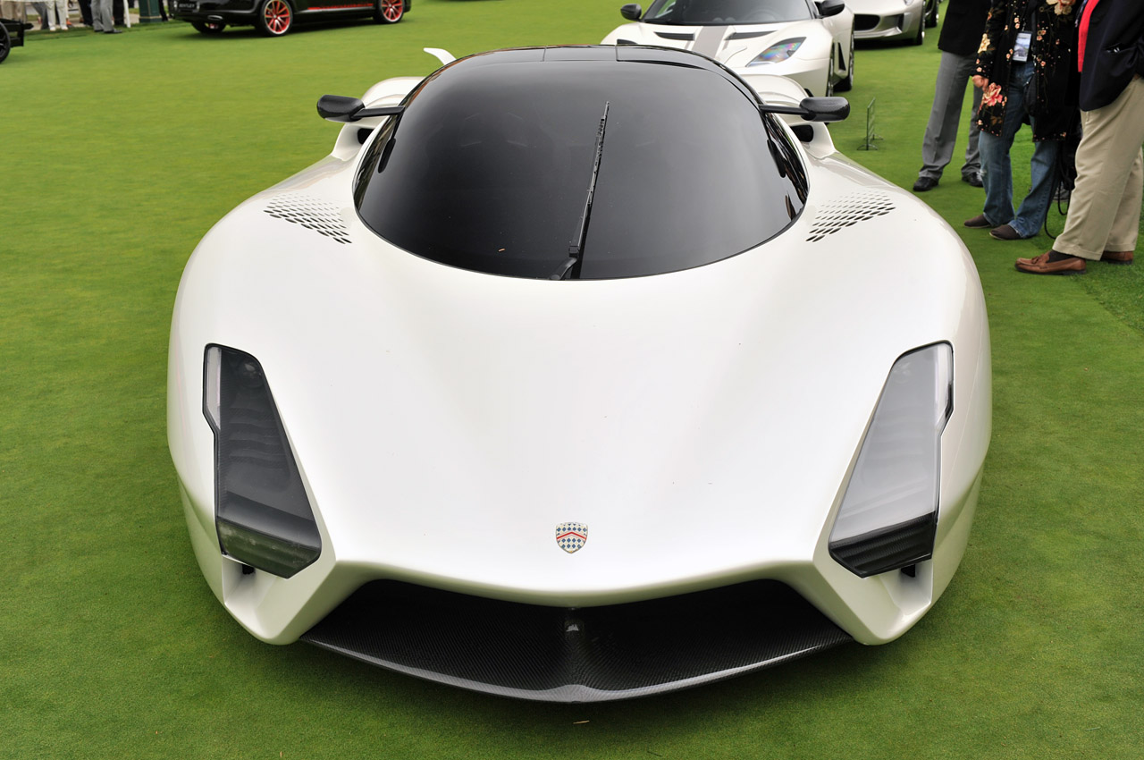 The Car World: SSC Tuatara Ssc Ultimate Aero 2012