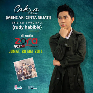 Download Cakra Khan Mencari Cinta Sejati.mp3