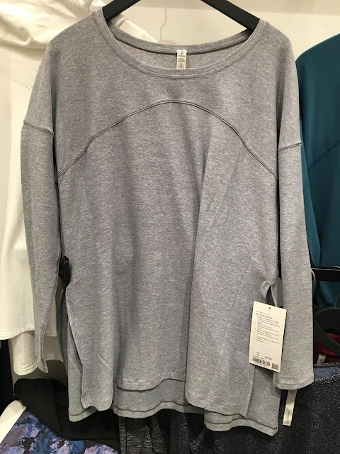 lululemon hit-unwind-ls
