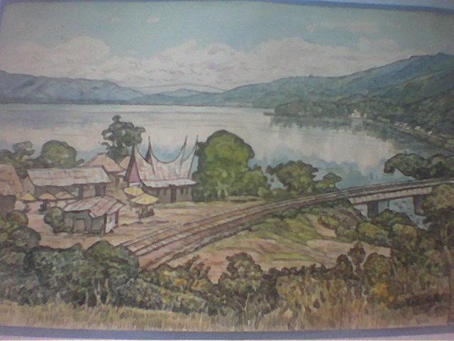 Galeri Lukisan: Seni Rupa Murni dan Seni Rupa Terapan