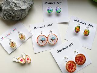 živicové šperky JANINNA.ART