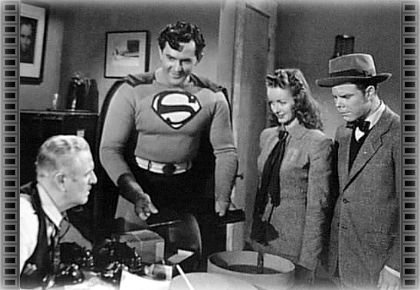Adventures of Superman (TV series) - Wikipedia |Superman Black And White Tv Show