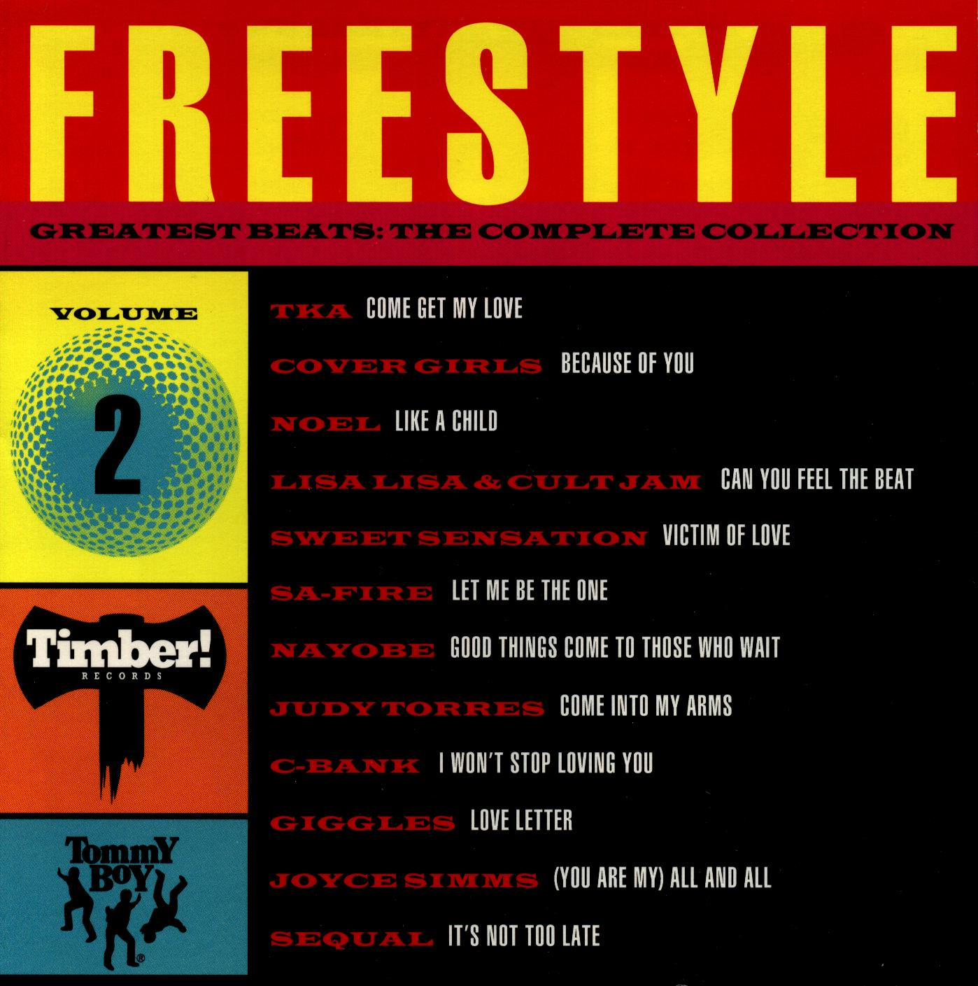 Freestyle Music: Freestyle Greatest Beats: The Complete ...