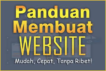 Panduan Membuat Website Komplit