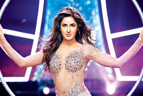 Katrina Kaif stunning in skimpy outfit in Dhoom 3