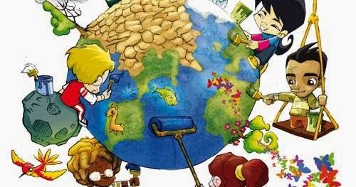 Monografias Escolares Cuidados Del Medio Ambiente