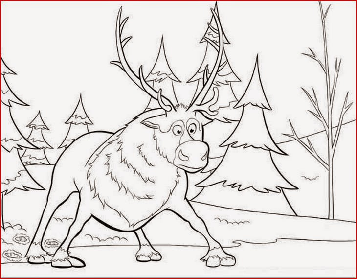 Disney coloring pages coloring.filminspector.com Frozen
