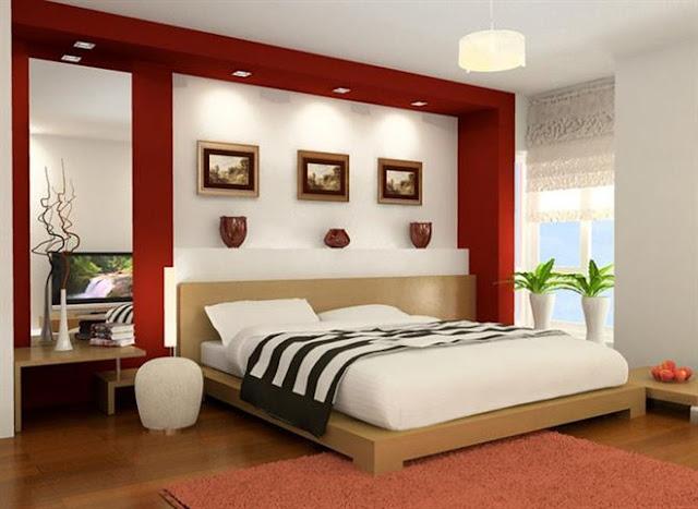 Cách đặt giường ngủ hợp phong thủy trong căn hộ