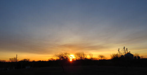 spring equinox sunrise March 20,2018