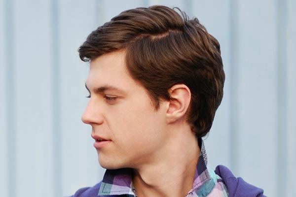 Latest Hairstyle: Mens Hairstyles For Thick Hair