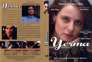 Carátula de la película: Yerma