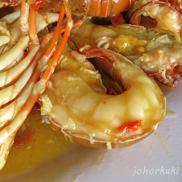 Lobsters-Sungai Rengit-Pengerang