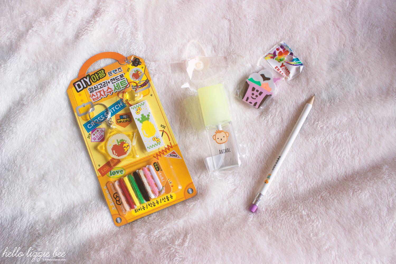 Korean DIY kit, Korean stationery