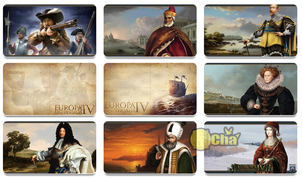 Download Theme Pack Europa Universalis 4 For Windows 10