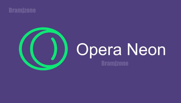 متصفح أوبرا الجديد