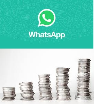 Whatsapp will be a money-transfer via coins, the new cryptosystem is developing
