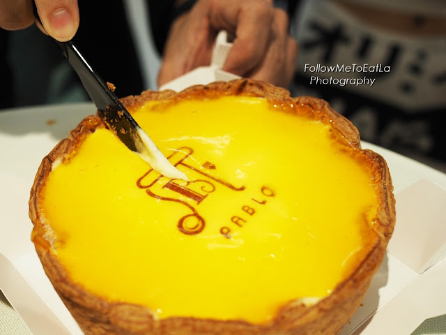 Pablo Giant Cheese Tart  RM 46.90