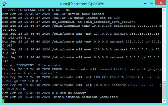 Cara Memasang dan Menggunakan Stunnel OpenVPN SSL di Openwrt