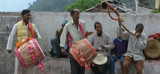 UttarakhandCulture_Dhol Damau