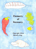 Elements of Recovery Deck