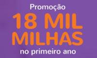 Promoção 18 mil milhas Clube Smiles Gol