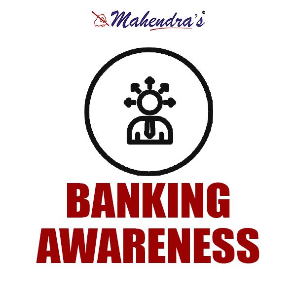 Banking awareness pdf latest