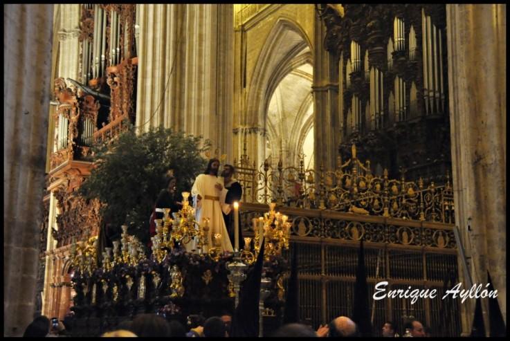 Catedral de sevilla interior - Catedral de sevilla interior ...
