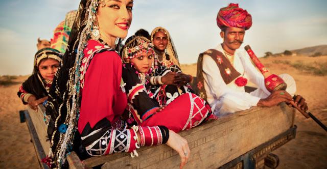 تاريخ الغجر وقبائلهم حول العالم