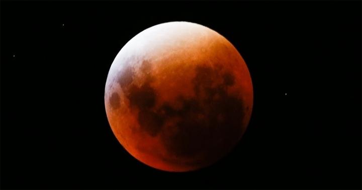 1e92a2503 As melhores fotos do Eclipse Lunar Total de 27 de setembro de 2015 ...