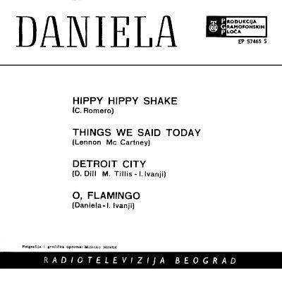 Daniela Hippy Hippy Shake