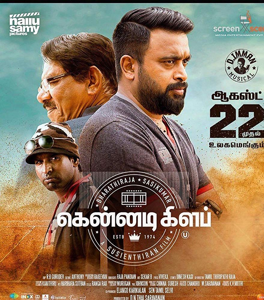Kennedy Club (2019) Tamil 720p WEB-DL 1.4GB ESubs