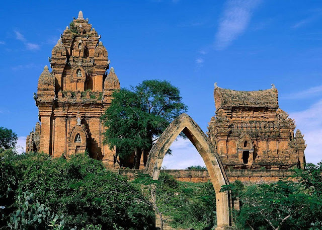 Cham towers in Ninh Thuan recognised as special national relics 2