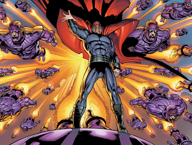 marvel ultimate magneto