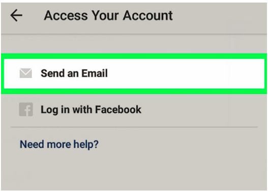 What if i forgot my instagram password tip 5 after that you have to open up the e mail sent out to you from instagram as well as click reset your instagram password ccuart Image collections
