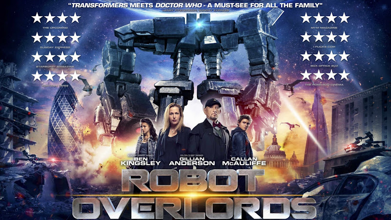 Robot Overlords HD