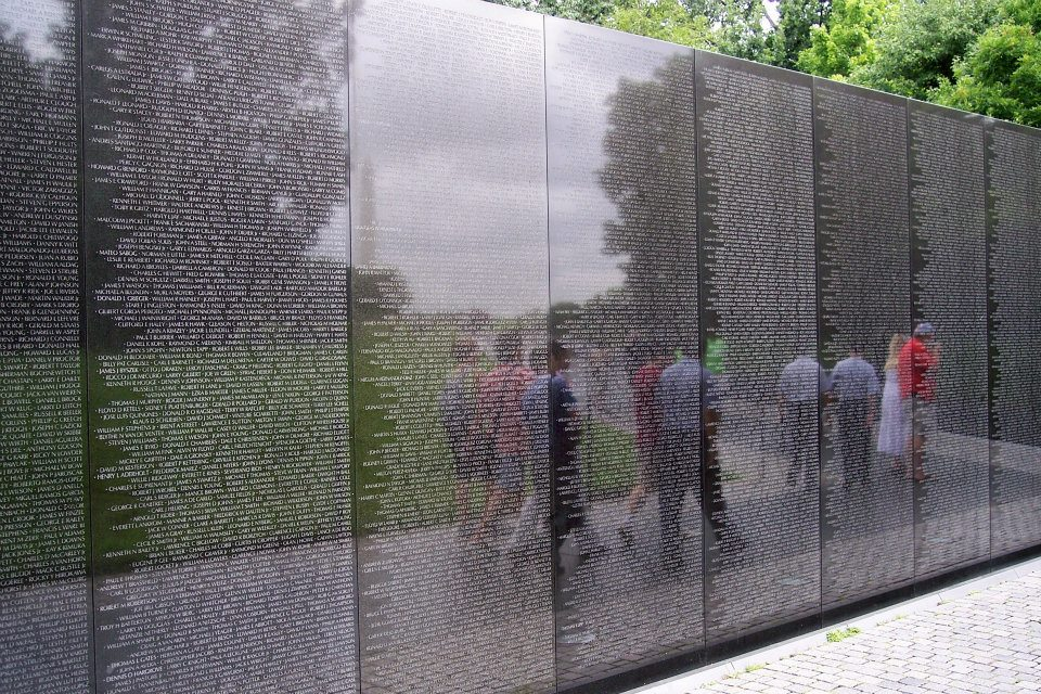Memorial Day Reflection and Benediction