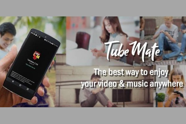 TubeMate - Κατεβάστε βίντεο από το Youtube σε Android τηλέφωνα