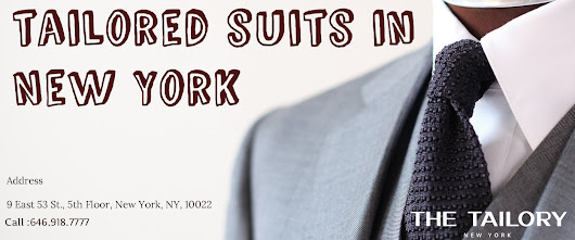 Why You Should Consider Buying Tailored Suits only?