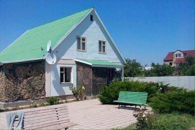 Отличный дом на продажу в пригороде Евпатории
