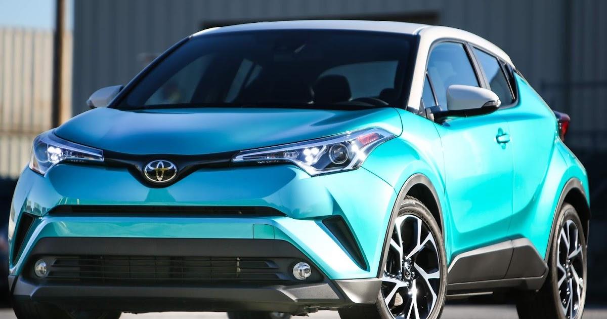 Toyota C-HR, concorrente do HR-V: preço R$ 74 mil - EUA