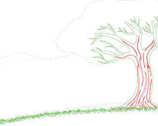 HOW TO DRAW A WistfulLandscape